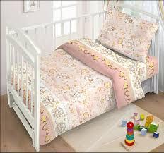 <b>Комплект постельного белья</b> Fun <b>Ecotex</b> Сонный мишка розовый ...