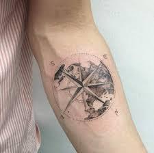 120 Best Compass Tattoos For Men Improb