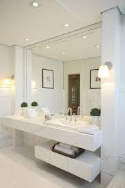 modern white bathroom. Elegant Design For White Bathroom Ideas 18 Modern