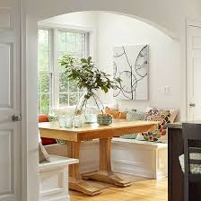 image breakfast nook september decorating. Consider Borrowing Square Footage From Spaces Adjacent To Your Kitchen Create A New Breakfast Nook. Separate Eating Area Gives Diners Place Sit Image Nook September Decorating N