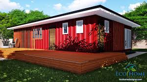 sch11 3 x 40ft 2 bedroom container home