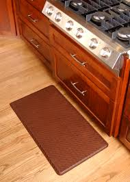 Gel Kitchen Floor Mat Comfortable Footrest Using The Kitchen Floor Mats Designwallscom