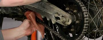 How to clean and lube a <b>motorcycle chain</b> - RevZilla