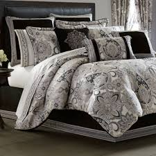 the latest j queen comforter set guiliana medallion bedding by new york silver gray king barcelona
