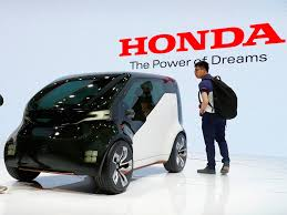 Honda To Launch Electric Cars By Business Insider