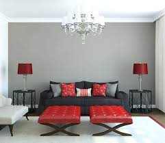 red black grey living room ideas red and grey room red gray and black living rooms