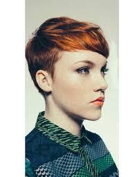 Coiffure Femme Cheveux Rouge Coupe Cheveux Degrade