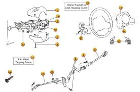 1999 jeep wrangler steering column wiring diagram 1999 wiring jeep wrangler steering column parts tj tjl morris 4x4 center