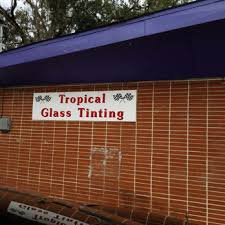 photo of tropical glass tinting gainesville fl united states