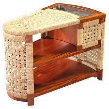 wedge shaped end table tables doubtful planter planters furniture and wedges home interior 8
