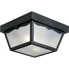outdoor ceiling lights with motion sensor in latest 60w outdoor flush mount non metallic ceiling light