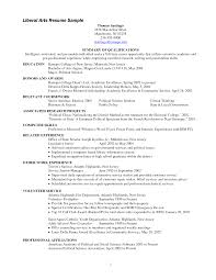 Resume Bachelor Of Science Student 3o 2
