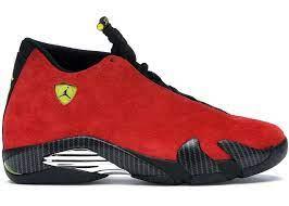 Jordan 14 Retro Challenge Red 654459 670