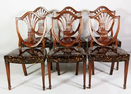 Fascinating Shield Back Dining Room Chairs Gallery Best Shield Back Dining Room Chairs