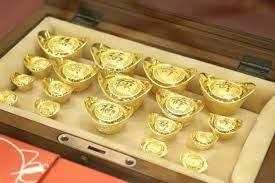 ฮั่วเซ่งเฮง' ชี้ทองคำมุ่งหน้าสู่ขาขึ้น หลังราคาพุ่งร้อนแรง  แต่ตัดหวังไม่เห็นแตะ 3 หมื่นบาทแน่