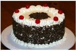 1 Pound Black Forest Cake Black Forest Choco Cake Black Forest