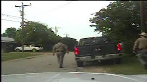 texas department of public safety traffic stop video