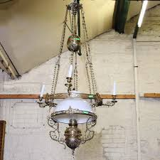 brass oil chandelier atvmlia0160