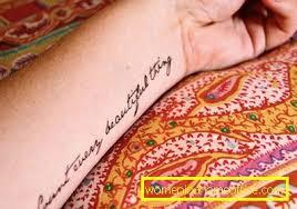 Tetování Na Ruce Pro Dívky Jak Si Vybrat Tetování ženský časopis