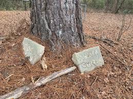Cemeteries, no. 27: the Sutton-Newsome cemetery. | Black Wide-Awake