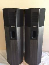 bose 701 series 1. bose 701 speakers series 1