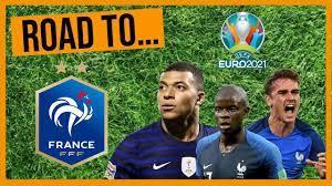 🇫🇷 FRANCIA : ROAD TO EUROPEI 2021 - CALCIO TOTALE - YouTube