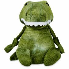 dels about leaps bounds wildlife plush gator dog toy