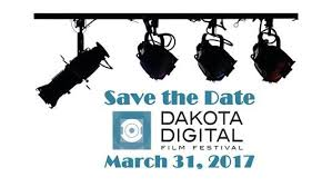 dakota digital logo. dakota digital film festival (save the date: march 31, 2017) logo