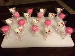 Cake Pops Hello Kitty Courtneys Craftincookin