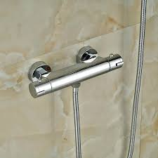best shower valve best quality dual handle handheld shower mixer faucet with thermostatic shower valve chrome best shower valve