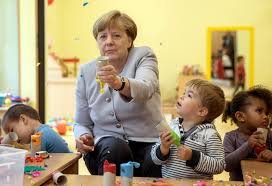 But does angela merkel have children and who is she married to? The German Economic Miracle Is Failing Two Million Children New Europe