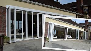 Bifold Door Alternatives Pioneers New Wave Slide Swing Folding Door System Offers A