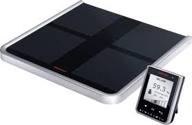 soehnle comfort select smart bathroom scales weight range 150 kg black silver wireless display conrad com