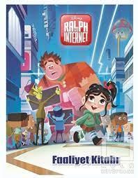 Faaliyet Kitabı - Ralph ve İnternet