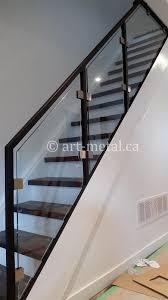 very glass railing systems toronto stair balcony deck interior do21