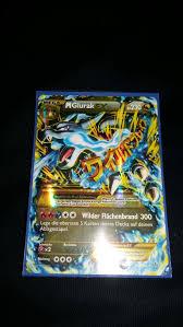 Pokemon Mega Glurak EX in 96123 Litzendorf for €25.00 for sale