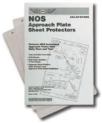 Jeppesen Chart Protectors Naco Sheet Protectors