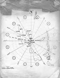 Ye Zb Chart New Hebrides Time And Navigation