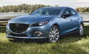 2015 Mazda 3 2.5L Manual Hatch Tested | Review | Car and Driver