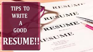 Career Corner Your Resume Yes It Actually Is Important Loop News