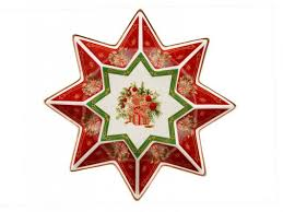 <b>Салатник christmas collection</b> диам 26 см <b>lefard</b> 986-038