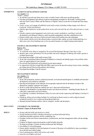 Best Editor Resume Sample Contemporary Resume Ideas Namanasa Com