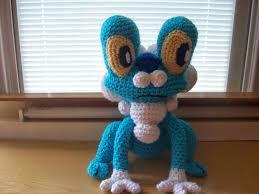 Crochet Pokemon Patterns Awesome Design Inspiration