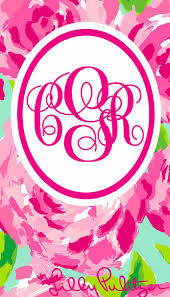 Monogram Iphone Wallpaper Resume Free Wallpapers For Iphone Group 736 588