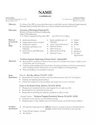 Nanny Resumective Sample Skills For And Care Description Resume