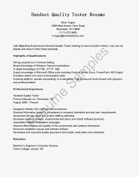 Captivating Quality Analyst Resume Samples For Sap Bw Tester Cover