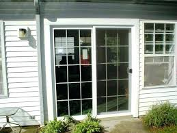 sliding doors with built in blinds large size of opening patio glass cost m