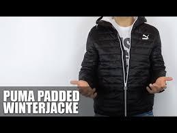 Puma Padded Jacket - Vorstellung - - YouTube & Puma Padded Jacket - Vorstellung - Adamdwight.com