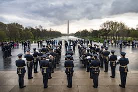 Raf Music At The Forefront Of Raf100 Events In Washington Dc