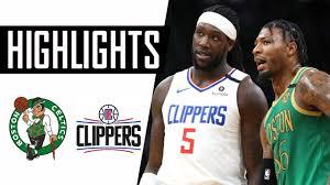 Boston Celtics vs. Los Angeles Clippers Full Game Highlights – February 5,  2021 NBA Season - YouTube